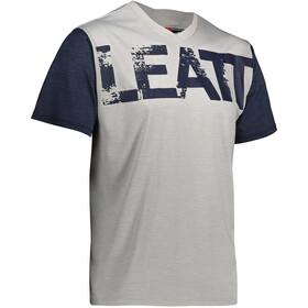 Leatt DBX 2.0 Maglietta Uomo, bianco/nero